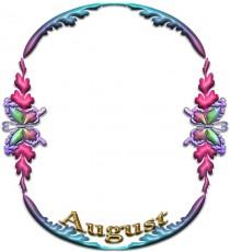 Augustのフレーム素材