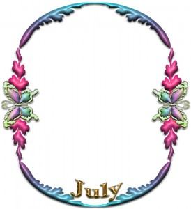 Julyのフレーム素材
