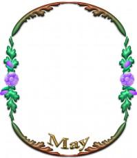 Mayのフレーム
