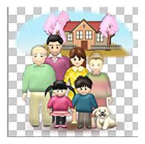 ダウンロードするイラストPNGのサンプル画像