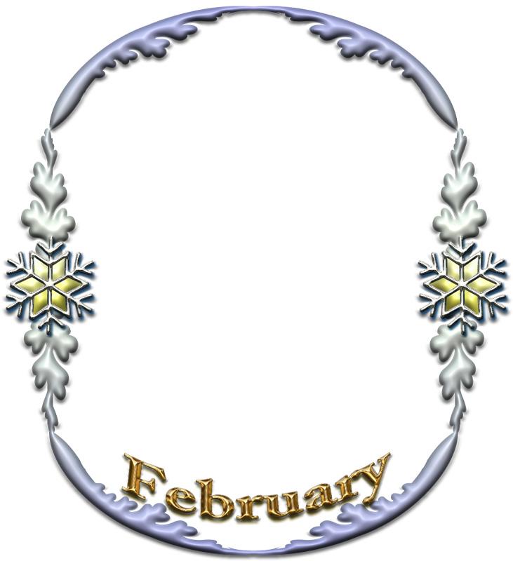Februaryのフレーム素材