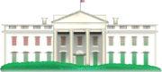 ホワイトハウスのイラスト