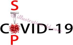 「STOP COVID-19(horizontal)」image